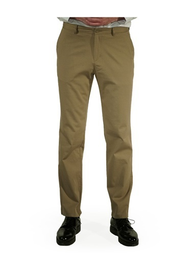 IGS Erkek Yeşıl Regularfıt / Rahat Kalıp Std Pantolon Yeşil